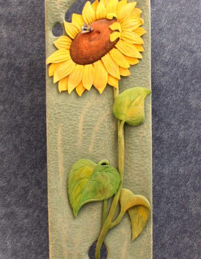 Auringonkukka/myyty